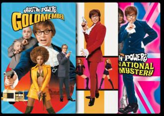 Austin Powers Filmreihe