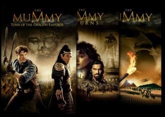 Die Mumie Filmreihe