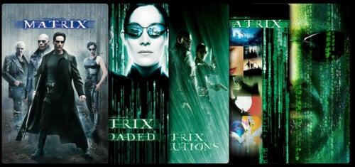 Matrix Filmreihe