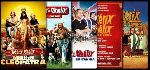 Asterix y Obelix - Colección