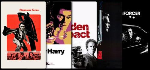 Dirty Harry Filmreihe