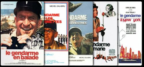 Le Gendarme de St. Tropez Collection