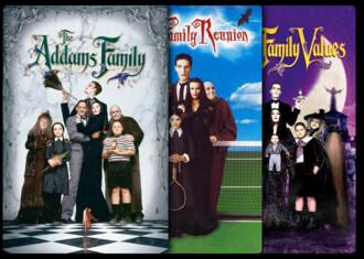 La familia Addams - Colección