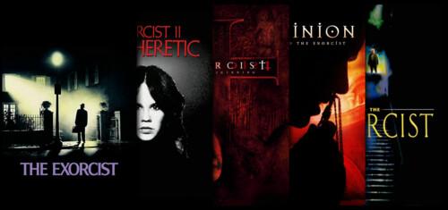 L'Exorciste - Saga