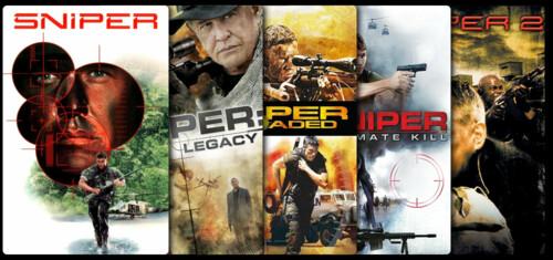 Sniper Filmreihe