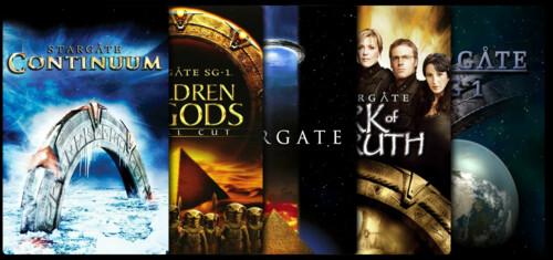Stargate SG-1 - Colección