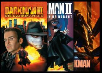Darkman - Colección