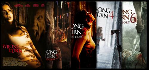 Wrong Turn Filmreihe