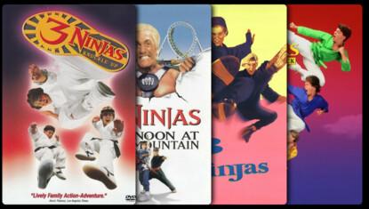 3 Ninja Kids Collection