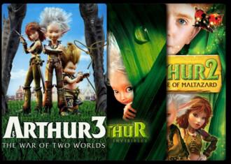 Coleção Arthur e os Minimeus