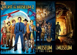 Noche en el museo - Colección