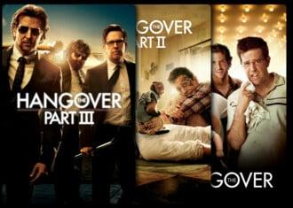 Hangover Filmreihe