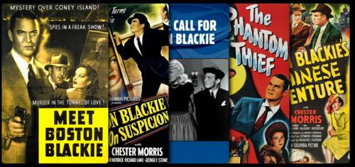 Boston Blackie Series