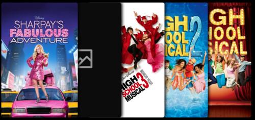 High School Musical Filmreihe
