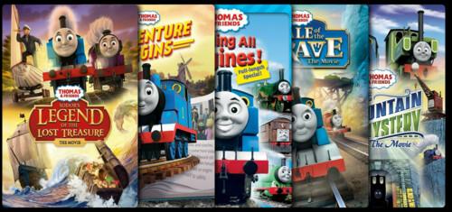 Thomas and Friends - Saga