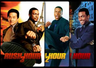 Rush Hour - Saga