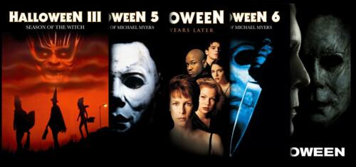 Halloween Filmreihe