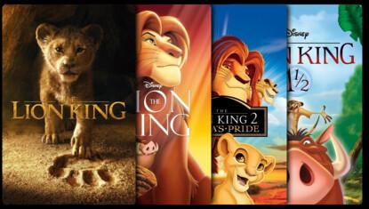 O Rei Leão - Coletânea