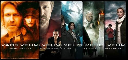 Varg Veum Collection