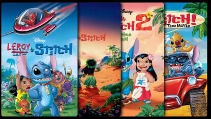 Lilo & Stitch Filmreihe