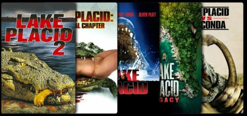 Lake Placid Filmreihe