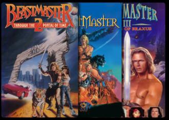 Beastmaster Filmreihe