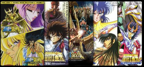 Saint Seiya Collection