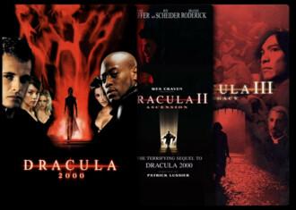 Drácula (Wes Craven) - Colección
