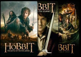 El Hobbit - Colección