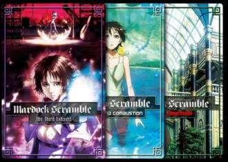 Mardock Scramble - Colección