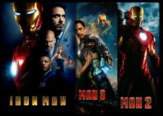 Iron Man - Colección