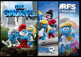 Os Smurfs - Coletânea