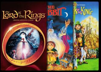 Le Seigneur des anneaux (Animation) - Saga