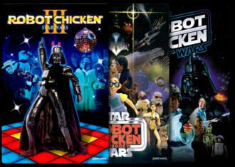 Robot Chicken - Star Wars Collection