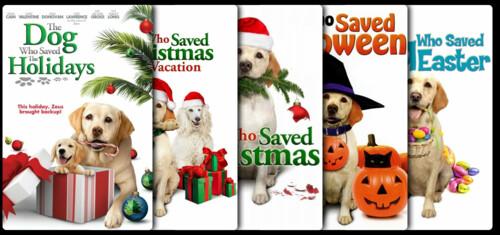 The Dog Who Saved Christmas Collection
