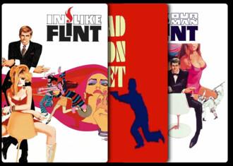 Flint Agente secreto - Colección