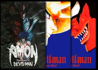 Devilman OVA Collection