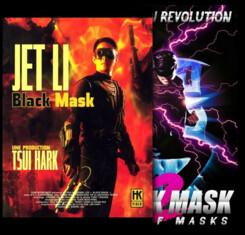 Black Mask - Colección