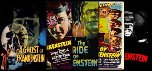Frankenstein - Colección Universal