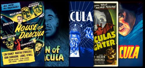 Dracula (Universal Pictures) Filmreihe