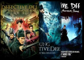 Detective Dee - Colección