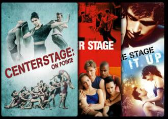 """Salto a la fama (Center Stage) """"colección"""""""