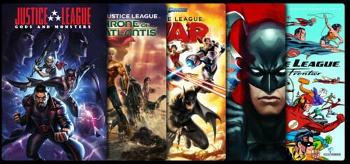 Liga da Justiça (Animações)