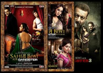 Saheb Biwi Aur Gangster Collection