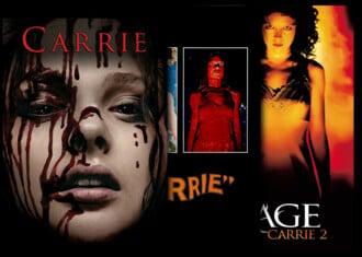 Carrie - Saga
