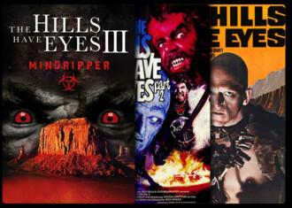 Las colinas tienen ojos (Original Series) - Colección