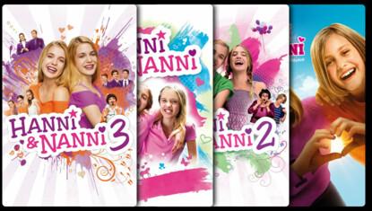 Hanni & Nanni Filmreihe
