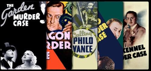 Philo Vance Collection