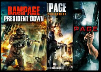 Rampage - Saga