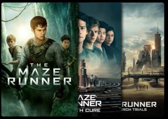 Maze Runner Filmreihe